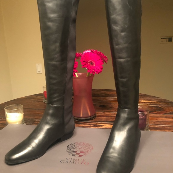 e31ce6c439f Vince Camuto Karita Tall Riding Boots NWT